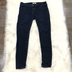 Hollister Skinny Jeans Denim Jeggings sz 30x29